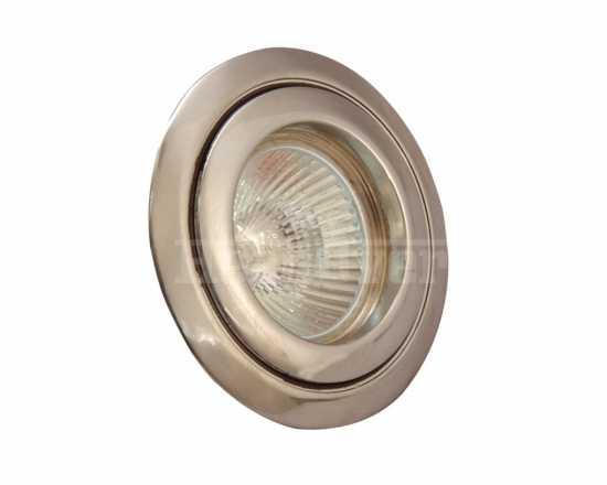 Точечный светильник DL-8, хром