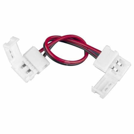Аксессуары для светодиодной ленты Elektrostandard Коннектор для одноцветной светодиодной ленты 3528 гибкий двустор