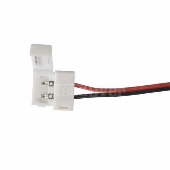 Аксессуары для светодиодной ленты Elektrostandard Коннектор для одноцветной светодиодной ленты 5050 гибкий одност.