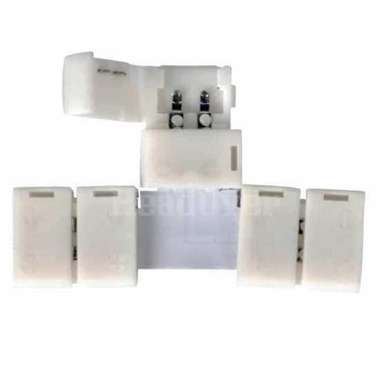 LED 1T коннектор для 3528 одноцветной светодиодной ленты Elektrostandard