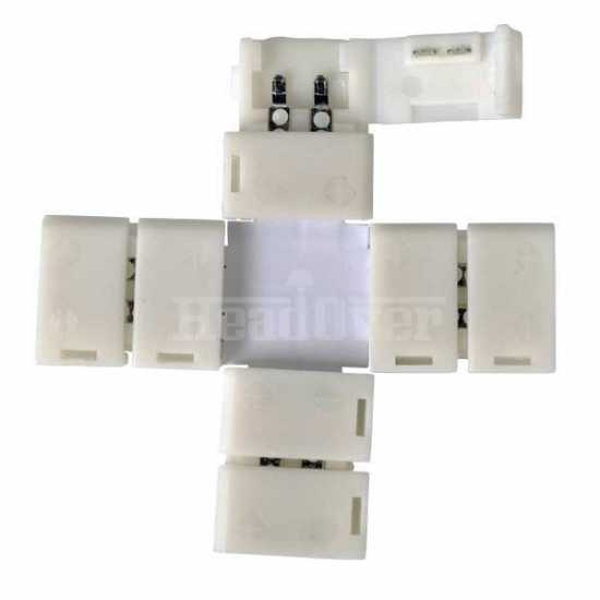 LED 1X коннектор для 3528 одноцветной светодиодной ленты Elektrostandard