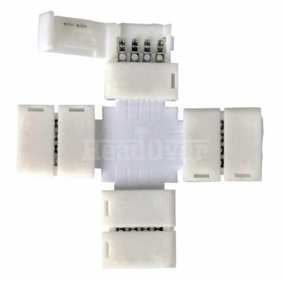 Аксессуары для светодиодной ленты Elektrostandard LED 3X коннектор для RGB ленты X