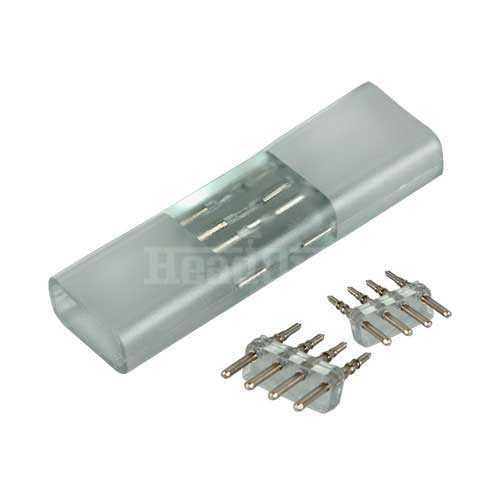Аксессуары для светодиодной ленты Elektrostandard Переходник для ленты 220V 5050 RGB