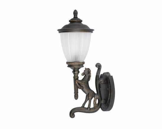 Уличный настенный светильник Nowodvorski HORSE left 4901