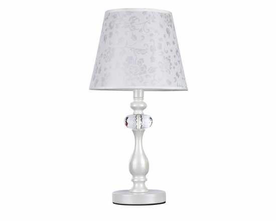 Настольная лампа Freya FR2306-TL-01-W Adelaide