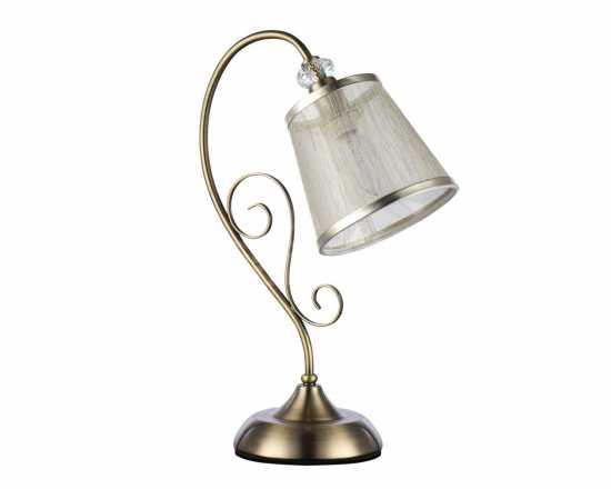 Настольная лампа Freya FR2405-TL-01-BZ Driana