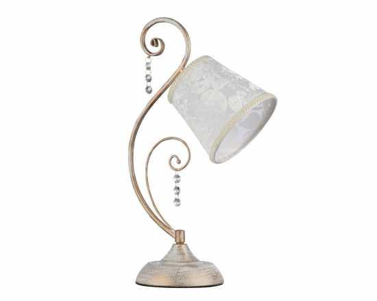 Настольная лампа Freya FR2406-TL-01-WG Lorette