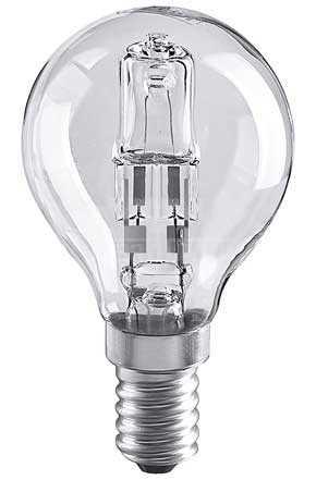 Лампа галогенная Elektrostandard Шар G45 28W E14