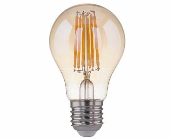 Лампа светодиодная Elektrostandard Classic LED 12W 3300K E27 ретро