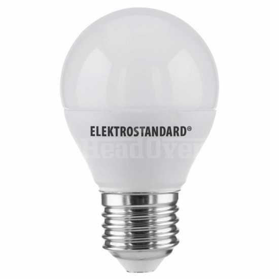 Лампа светодиодная Elektrostandard Mini Classic LED 7W 3300K E27 матовое стекло