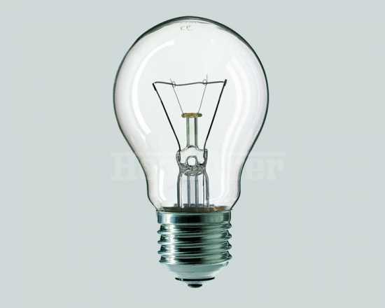 Лампа Philips ЛОН 60W E27