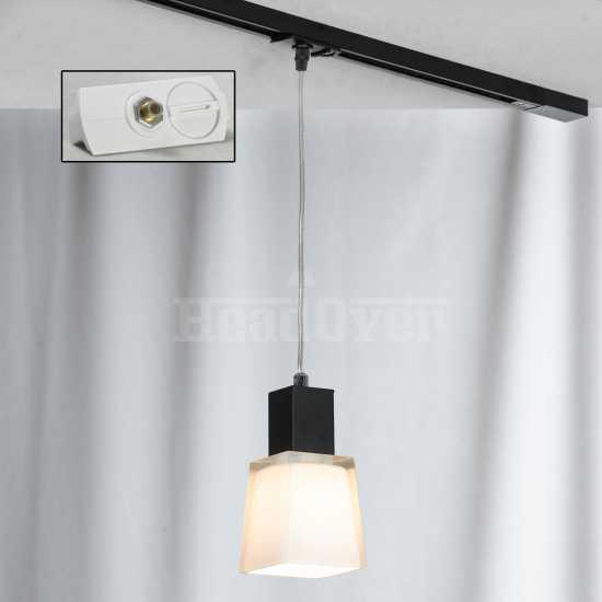 Трековый светильник Lussole LSC-2506-01-TAW Track