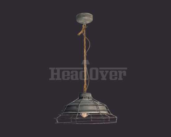 Светильник подвесной Lussole Loft LSP-9878