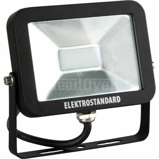 Прожектор светодиодный Elektrostandard SLUS LED 10W 6500K