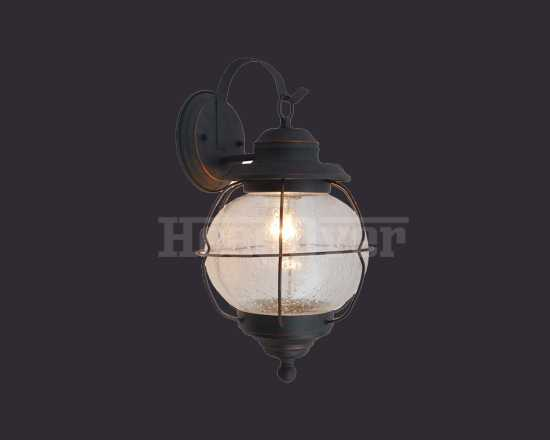 Уличный светильник Electrostandard Regul D (арт. GLXT-1475D) черная медь