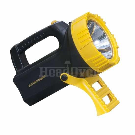 Ручной светодиодный прожектор Elektrostandard Tourist