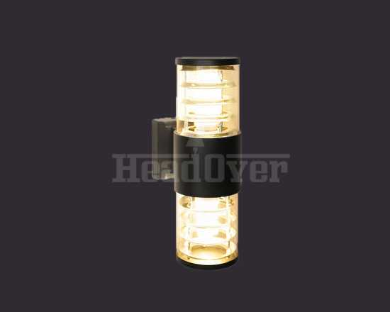 Уличный светильник Electrostandard Techno 1407 черный