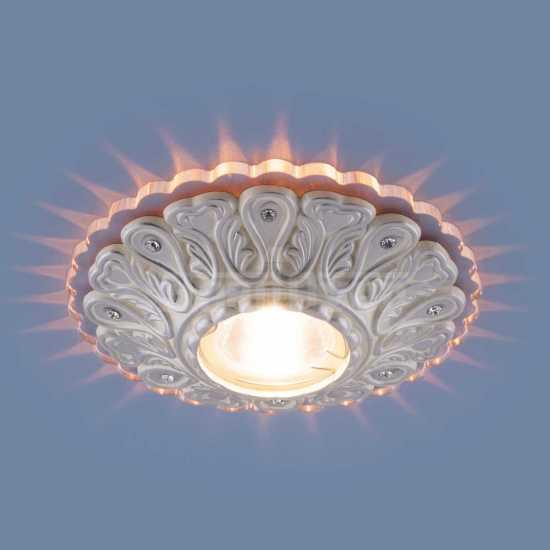Точечный светильник Elektrostandard 6004 MR16 WH белый