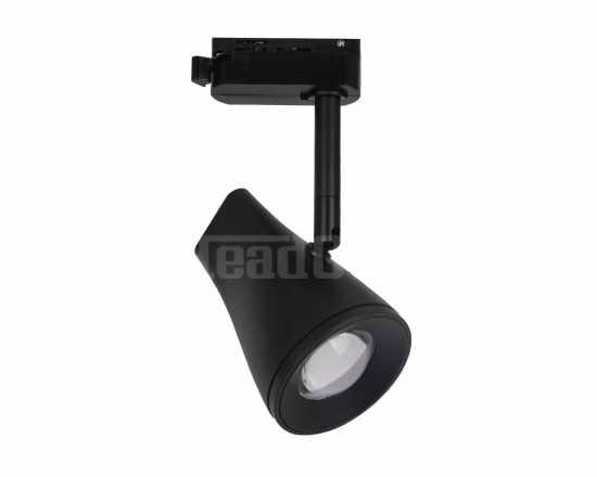 Трековый светодиодный светильник Elektrostandard Hardi Черный 9W 4200K (LTB18)