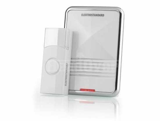 Звонок беспроводной Elektrostandard DBQ01M WL 36M IP44 Белый