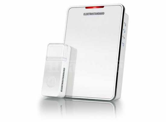 Звонок беспроводной Elektrostandard DBQ05M  WL 16M IP44 Белый