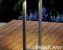 Ландшафтный светильник Elektrostandard TECHNO 1612 LED графит