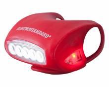 Велосипедный светодиодный фонарь Elektrostandard Forward красный